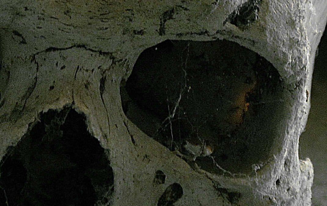 iadul: gaura neagră existențială