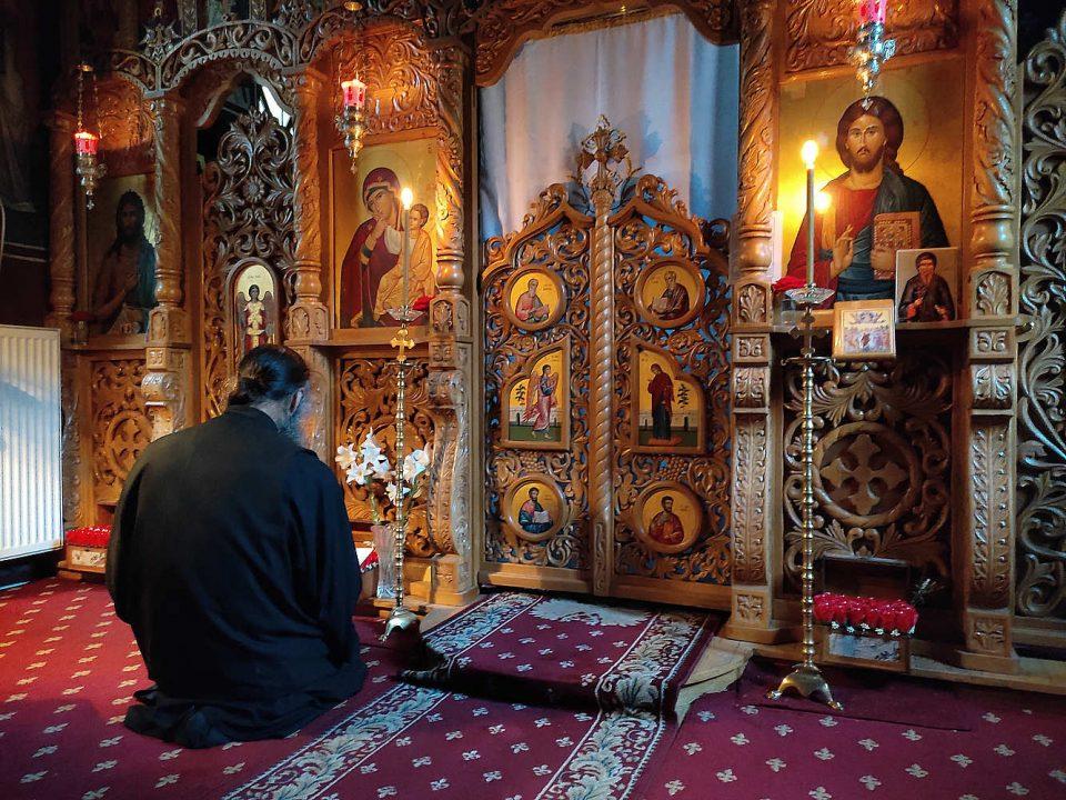 O Chilie Athonită: Tipurile de rugăciune