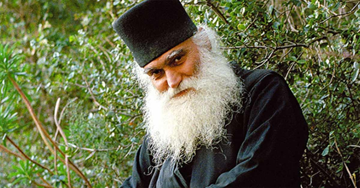 Sfântul Efrem Katunakiotul - Autobiografia