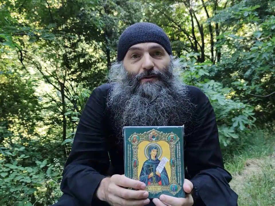 Părintele Pimen Vlad: minuni inedite cu Sfânta Paraschiva la o chilie athonită