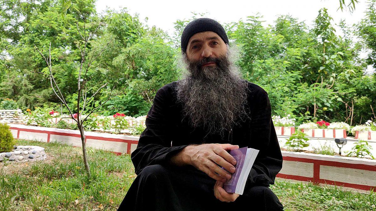 Pimen Vlad despre Sfântul Porfirie