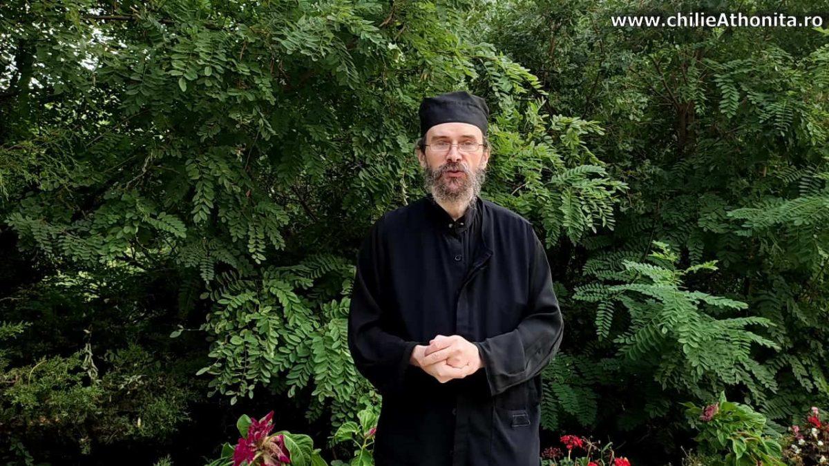 părintele Teologos părintele Dionisie