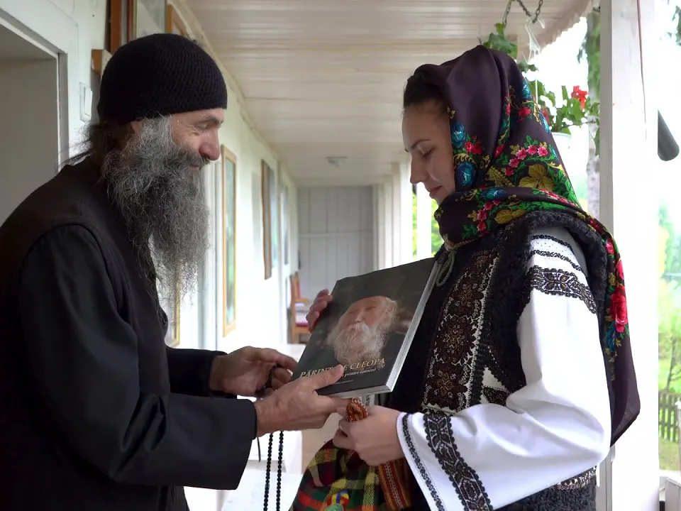 Rugăciune către sfinții Mănăstirii Sihăstria Neamț-(1080p30)